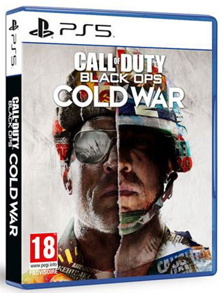 Call of duty Black Ops cold war ps5 achat precommande