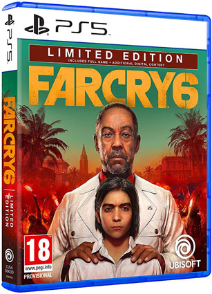 Farcry 6 sur PS5 Playstation 5