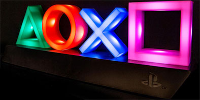 0 Lampe led playstation