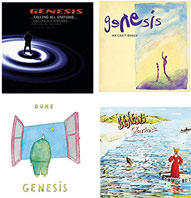 0 genesis integrale vinyle cd