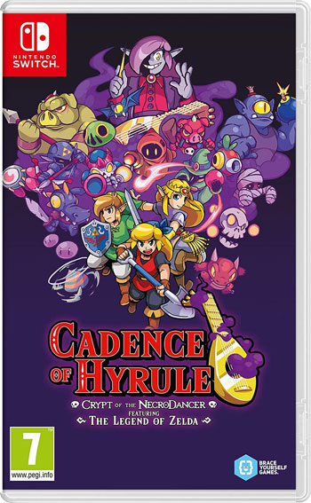 Cadence of Hyrule DLC nintendo Switch 2020