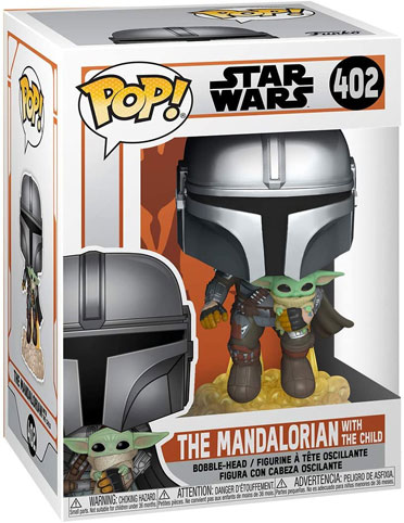 Funko pop the mandalorian and the child 2020 star wars
