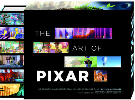 artbook disney pixar 2020