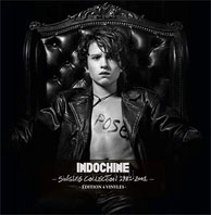 0 indochine coffret single vinyle lp