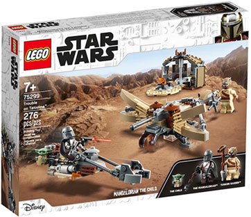 lego mandalorian star wars collection 2021