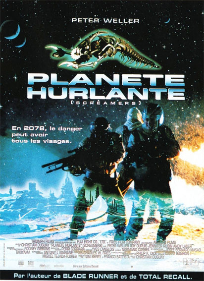 planete hurlante bluray dvd edition collector limitee