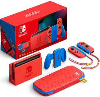 switch collector console nintendo
