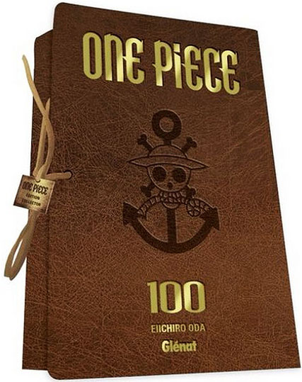 one piece tome 100 t100edition collector limitee