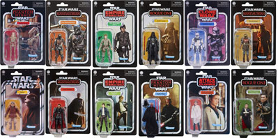 0 kenner vintage collection star war
