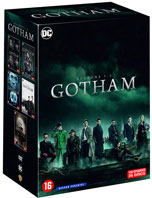 0 gotham serie bluray