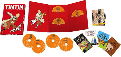 0 tintin bd bluray anime
