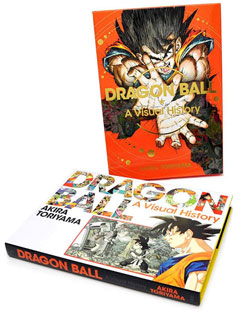 artbook dragon ball