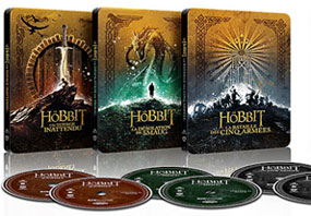 0 steelbook hobbit collector