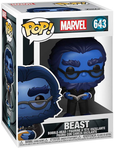 La bete x men Figurine funko pop