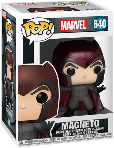 Magneto figurine funko pop xmen 20th anniversary edition