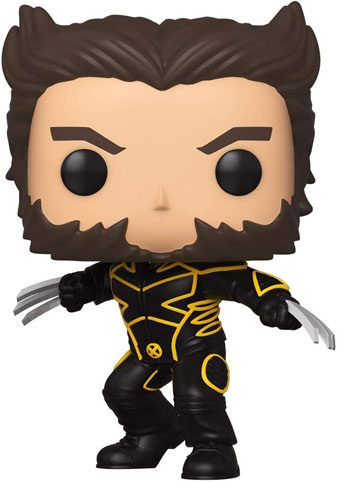 Wolverine costume funko pop xmen 20th