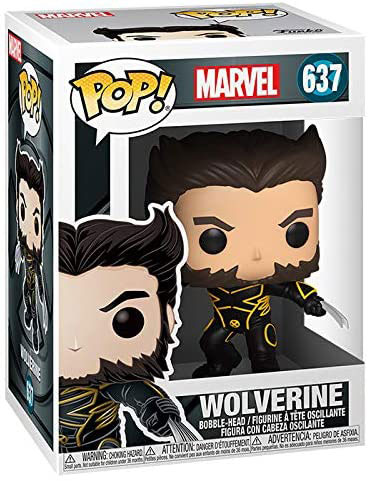 X men funko pop figurine wolverine
