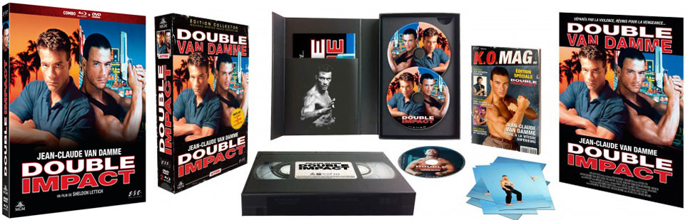 jean claude van damme film edition collector limitee