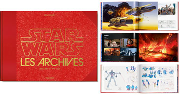 0 star wars artbook