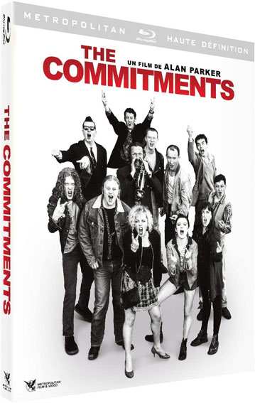 the commitments bluray edition limitee fr