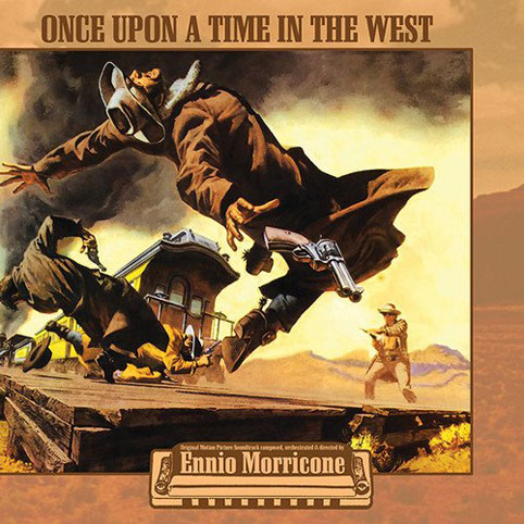Once upon a time in the west edition double vinyle lp collector morricone