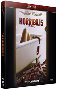 bluray dvd film horreur collector