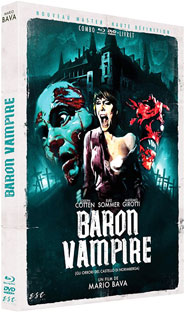 film horreur annee 60 70 mario bava classic collection
