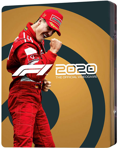steelbook collector f1 2020 collection 2020