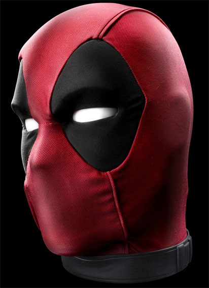 tete de deadpool marvel premium edition collector
