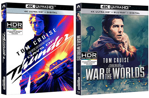 tomcruise Blu ray 4K ULtra HD 2020