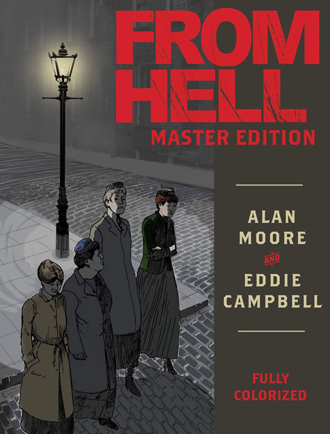 From Hell alan moore master edition integrale