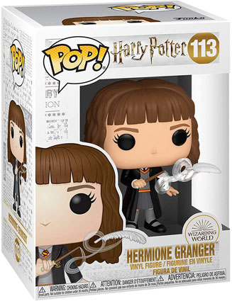 Figurine Funko Pop hermione granger harry potter nouveaute 2020