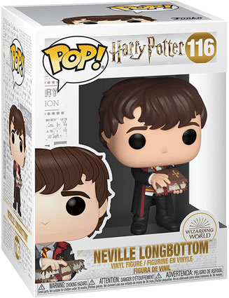 Funko Harry Potter neville londubas