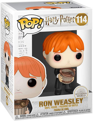 Funko pop harry potter 2020 ron weasley limace