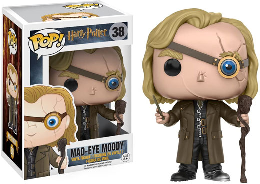 Funko pop moody mad eye potter