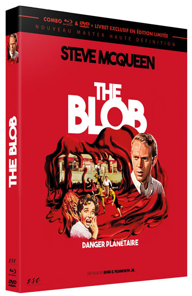 the blob steve mcqueen bluray collector