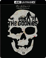 0 goonies steelbook 4k bluray