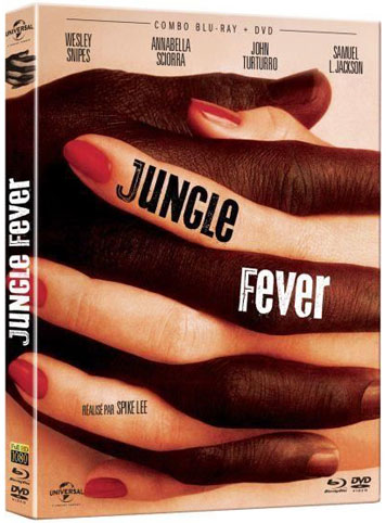 jungle fever Blu ray DVD collection