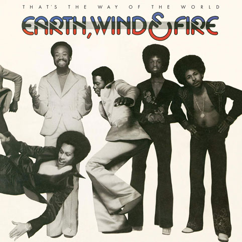 Earth Wind fire double vinyle lp gatefold way of the world