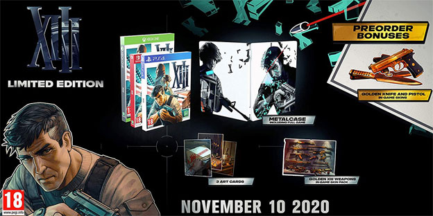 jeu video 2020 precommande edition collector limitee steelbook
