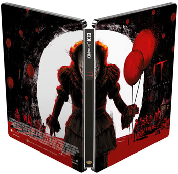 steelbook film horreur bluray 4k