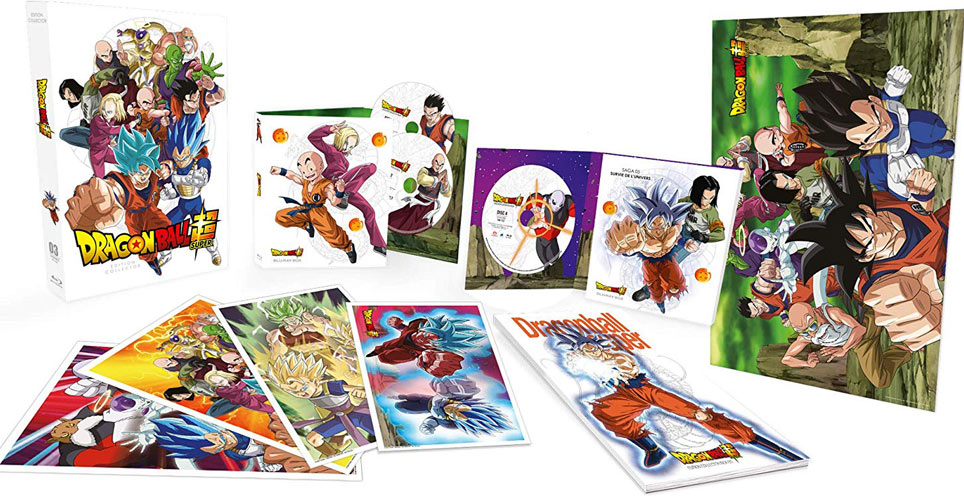 Dragon ball Super integrale partie 3 edition collector