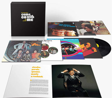 Coffret collector deluxe vinyl lp edition