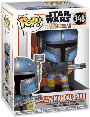 heavy infantry mandalorian collection funo