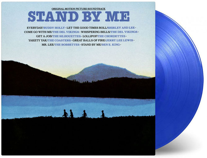 stand by me vinyl lp vinyle edition colored ost soundtrack bande originale