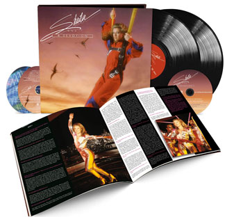 coffret collector edition deluxe Vinyl LP CD music