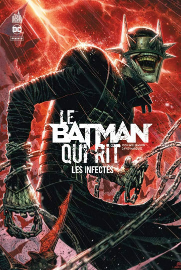Le batman qui rit les infectes tome 2 BD Comics dc