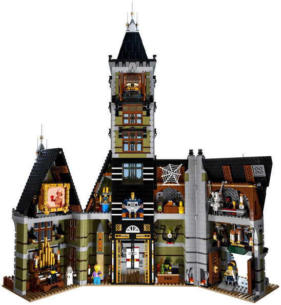 Lego hauted house 2020 collection LEGO creator
