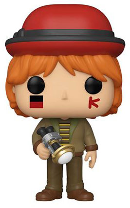 funko pop harry potter ron weasley collector