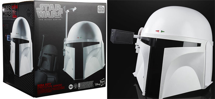 nouveau casque star wars black series collection 2020